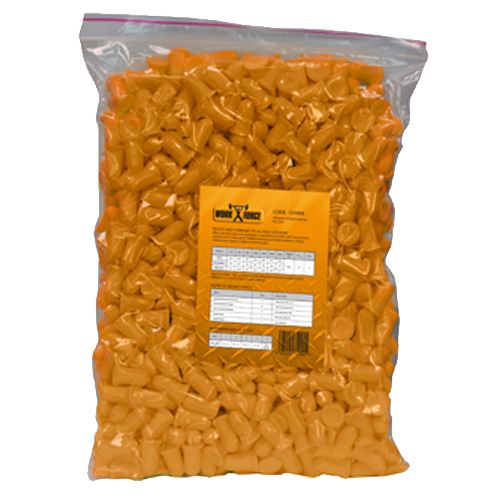 Safe-T-Tec: Foam Ear Plugs Refill Bag
