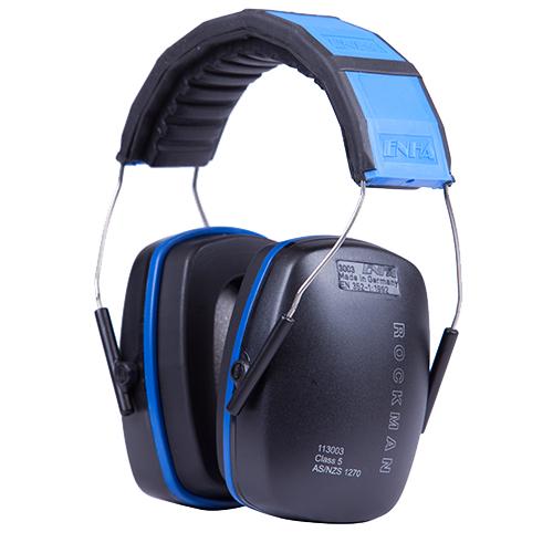 Safe-T-Tec: Rockman Blue