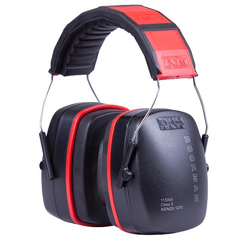 Safe-T-Tec: Rockman Red