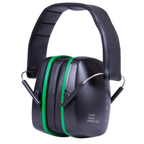 Safe-T-Tec: Rockman Folding Earmuff