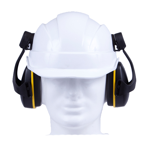 Safe-T-Tec: Rockman Helmet Muff