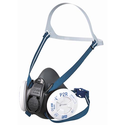 Safe-T-Tec: STS Half Face Respirator