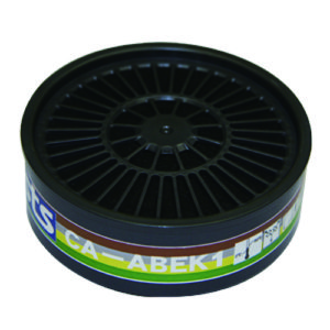 Safe-T-Tec: STS Gas Cartridge CA-ABEK1