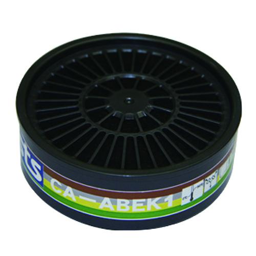 Safe-T-Tec: STS Gas Cartridge CA-ABEK1