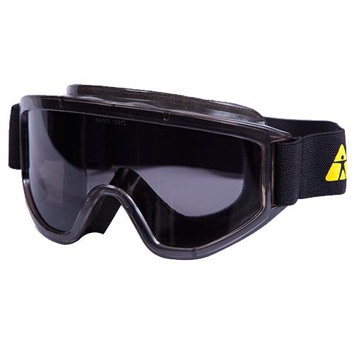 Safe-T-Tec: Pro-Goggles Smoke