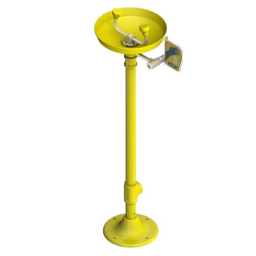 Safe-T-Tec: Pedestal Eyewash Station