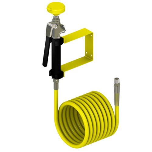 Safe-T-Tec: Acorn Wall Mounted Drench Hose