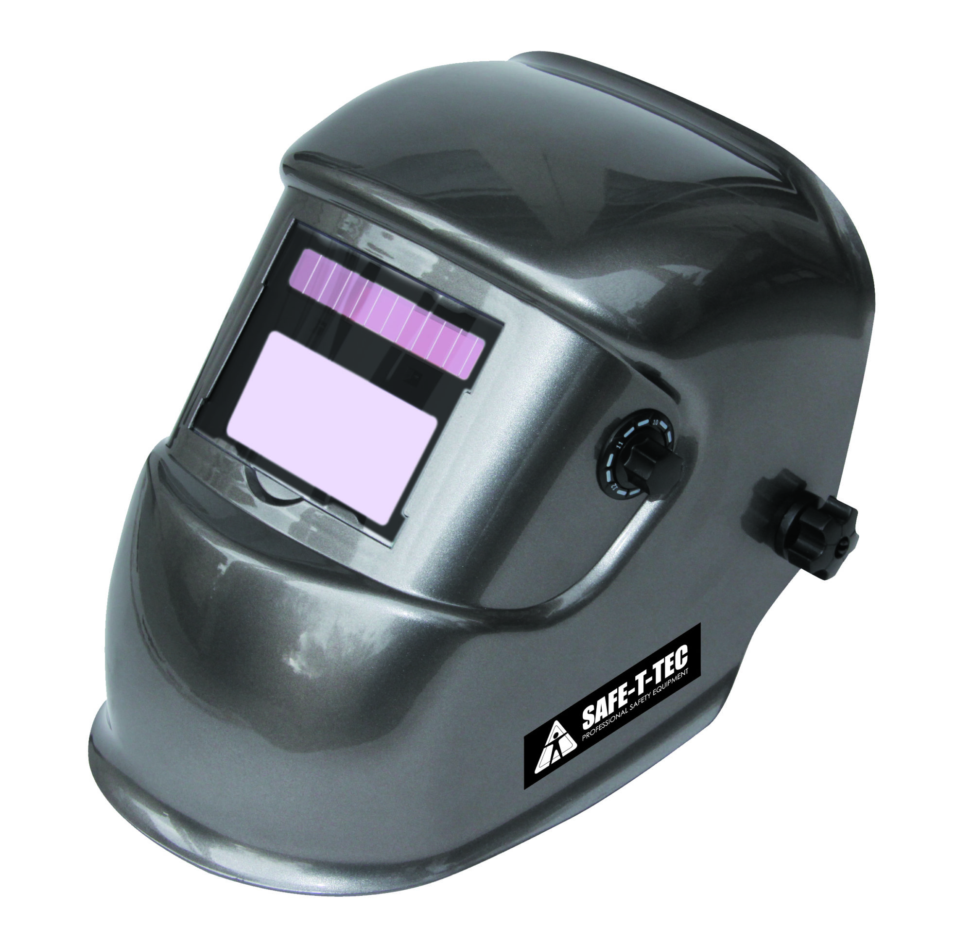 Safe-T-Tec: Auto Darking Welding Helmet