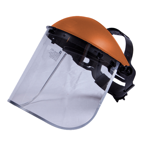Safe-T-Tec: Face Shield