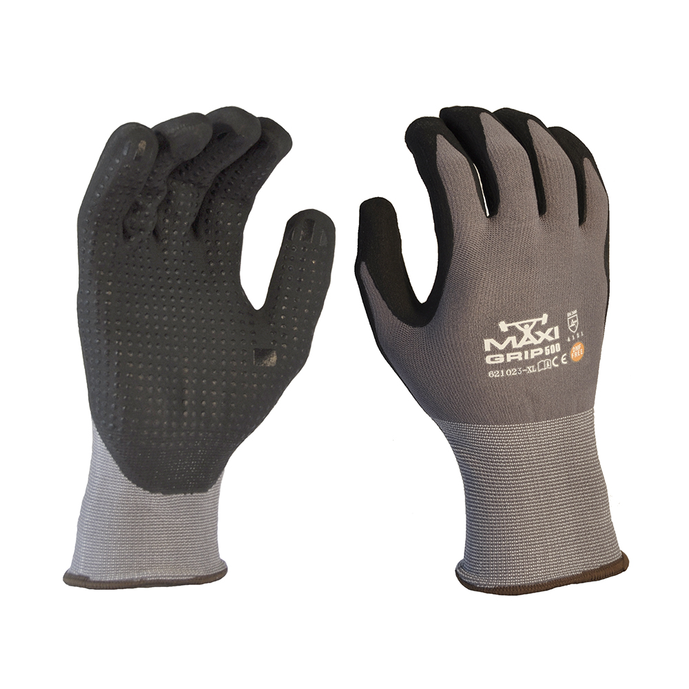 Safe-T-Tec: Maxi Grip eXtra - Palm Coated