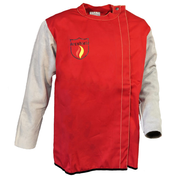 Safe-T-Tec: Pyrovatex Welding Jacket