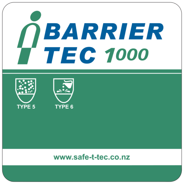 Barrier Tec Coverall 1000