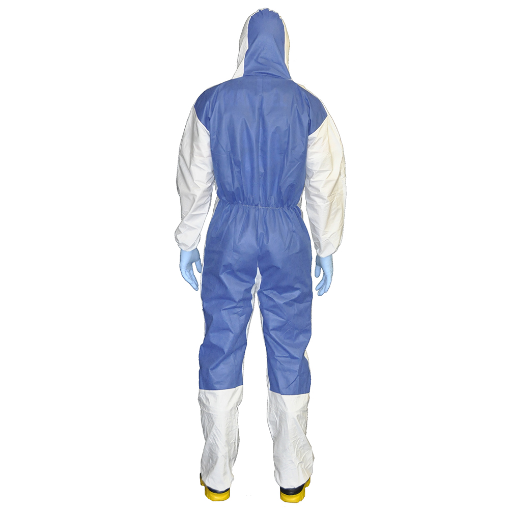 Safe-T-Tec: Barrier Tec 2000B Coveralls