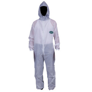 Safe-T-Tec: Paint Master Coveralls