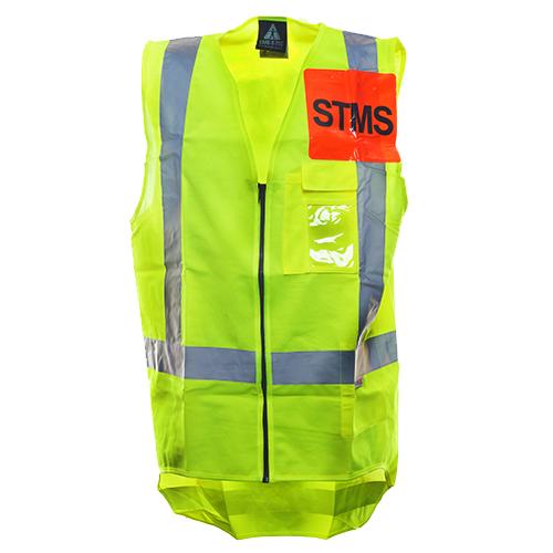 Safe-T-Tec: STMS Vest