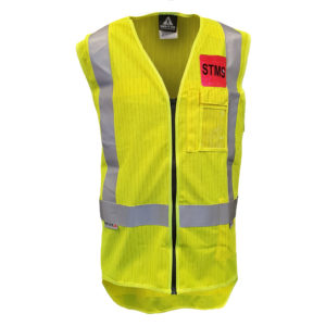 FR STMS Vest Yellow
