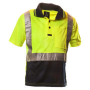 Safe-T-Tec: Short Sleeve Polo