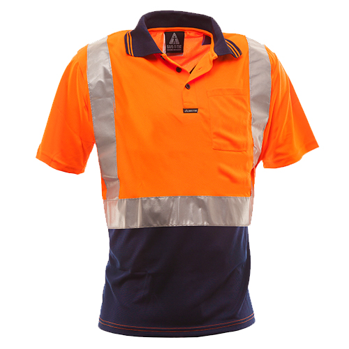 Safe-T-Tec: Short Sleeve Polo
