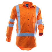 Safe-T-Tec: TTMC-W Cotton Shirt