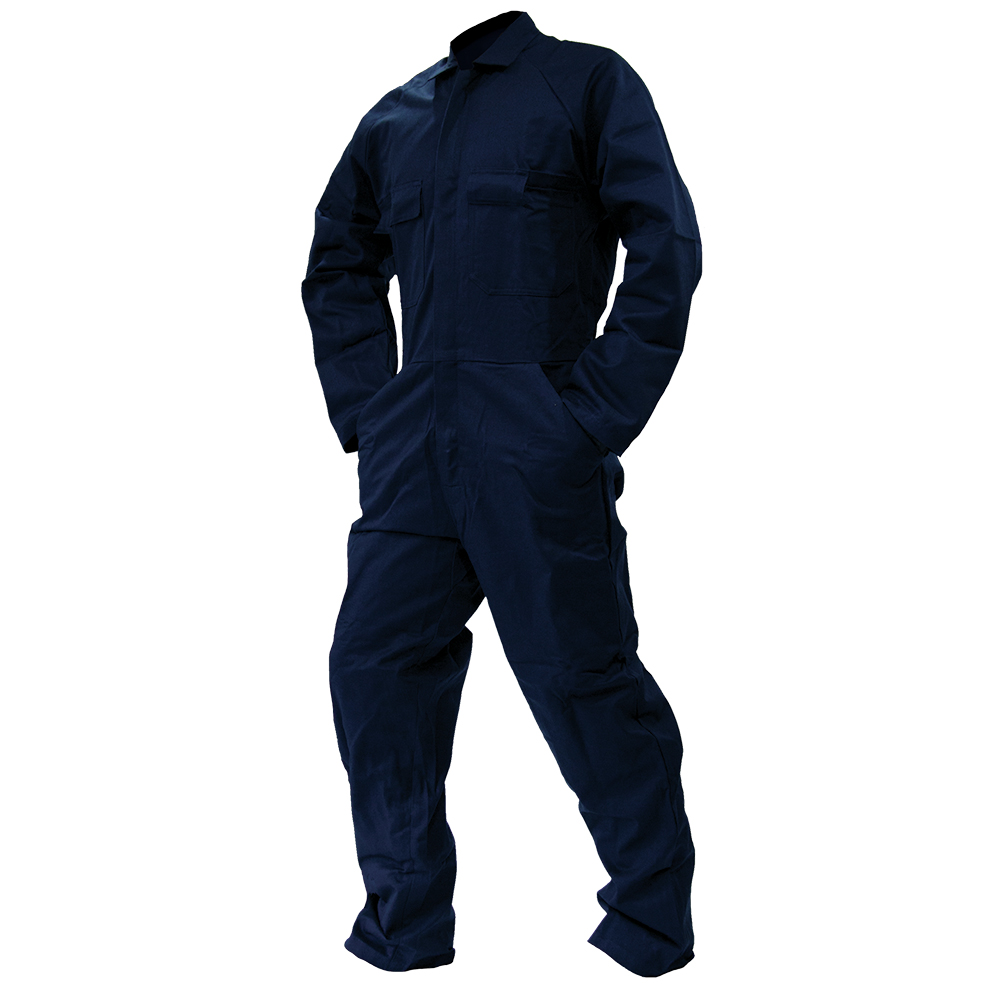 Safe-T-Tec: Navy Overalls