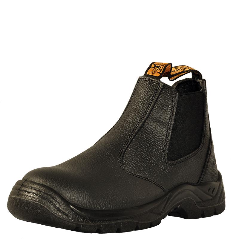 Safe-T-Tec: Contact Boots